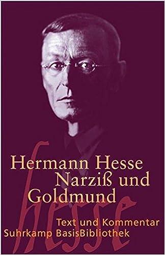 Narziß Und Goldmund Hermann Hesse Heribert Kuhn