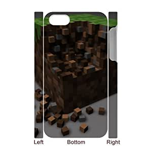 YCHZH Phone case Of Minecraft2 Cover Case For Iphone 4/4s