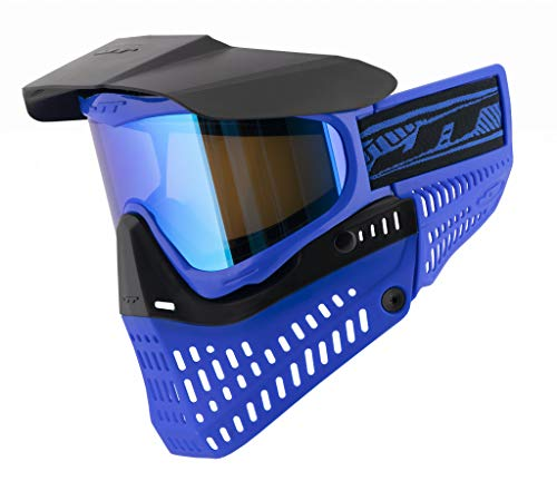 JT Spectra Proflex LE Thermal Goggle (Blue/Black w/Prizm 2.0 Sky Thermal Lens) (Jt Black Thermal Paintball Mask)