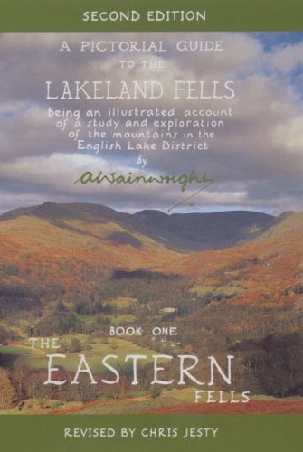 Pictorial Guide to Lakeland Fells, Book One (Pictorial Guides to the Lakeland Fells 50th Anniversary Edit)