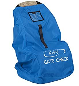 car seat travel bag heavy duty best gate check bag for air travel carry your child. Black Bedroom Furniture Sets. Home Design Ideas