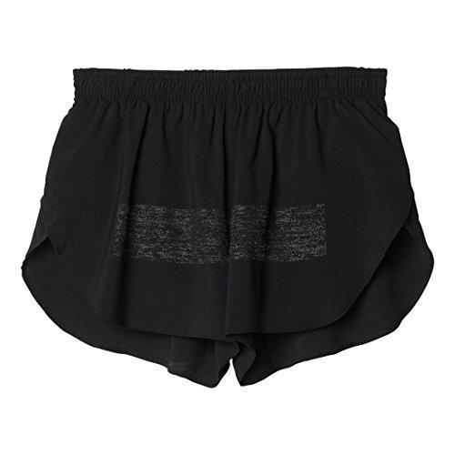 adidas Men's Running Supernova Split Shorts, Medium, Black (Short Split Running Shorts compare prices)