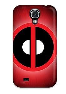 AFEIVee7961tkGco Anti-scratch Case Cover Benailey Protective Deadpool Case For Galaxy S4