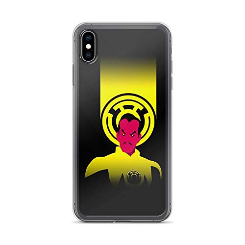 iPhone Xs Max Pure Clear Case Cases Cover Fear Villainous Fictional Characters Comic -