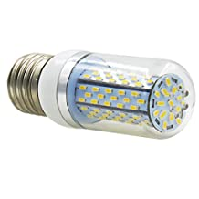 Pack 2,E27 LED Bulb Edison Bulb Replacement AC DC 24V 7W 760 Lumens 120PCS 3014 SMD Explosion proof Landscape Chandelier Crystal Light Reading light Table Lamp White 6000K