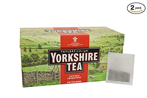 (Taylors of Harrogate Yorkshire Red, 240 Teabags (2-(Pack)))