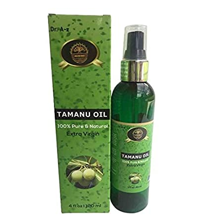 Amazon com: Tamanu Oil - Virgin Organic, 100% Pure Extra