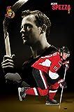 """Jason Spezza - Ottawa Senators NHL 22""""x34"""" Art Print Poster"""