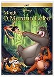 DVD Disney Mogli O Menino Lobo [ The Jungle Book ] [ Brazilian Edition ] [ Audio and Subtitles in English + Portuguese ]