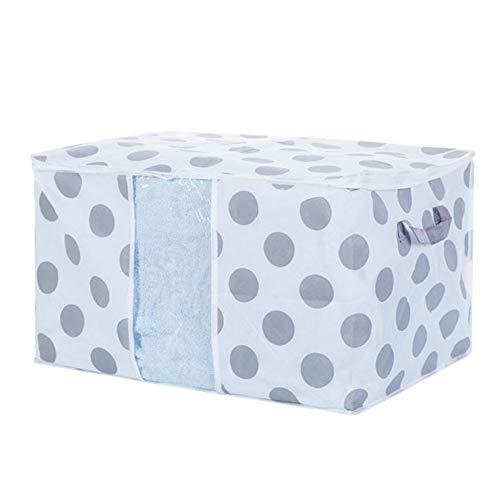 Hot Sale!DEESEE(TM)Foldable Storage Bag Clothes Blanket Quilt Closet Sweater Organizer Box -