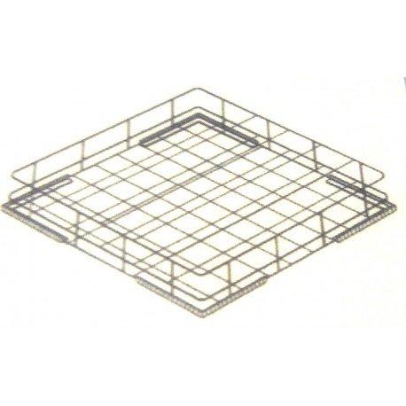 CubetasGastronorm Cesta para Platos 500x500x95 Jemi ...