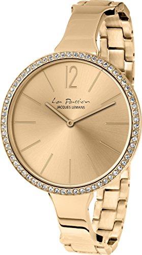 Jacques Lemans La Passion LP-116C Wristwatch for women With Swarovski crystals