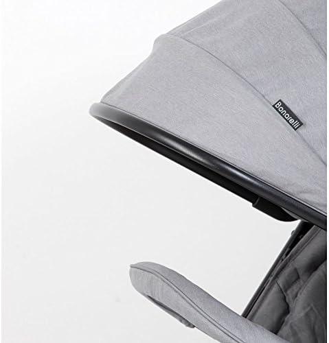 Bonarelli 202 color gris claro Silla de paseo