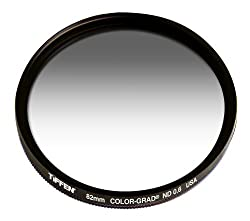 Tiffen 82cgnd6 82mm Color Grad Nd0.6 2-stop Filter (Gray)