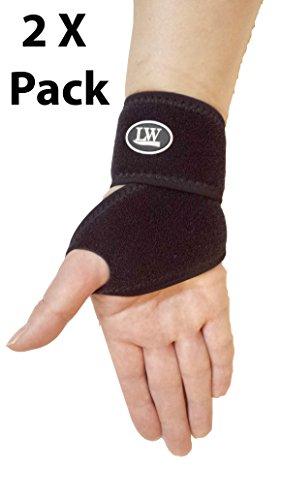 LW Neoprene Wrist Support Strap