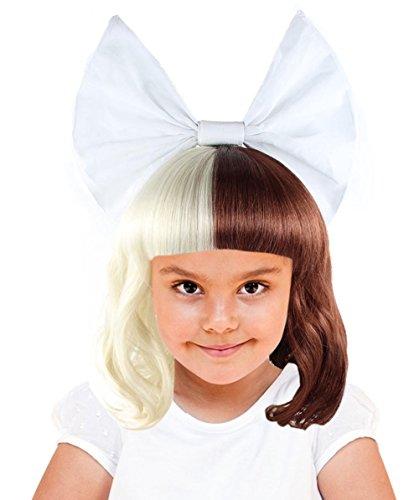 American Singer Short Wig, Blonde/Brown Adult HW-1386 ()