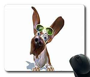Cool Doggy Personalized Custom Mouse Pad Gaming Mousepad in 220MM*180MM*3MM -301023