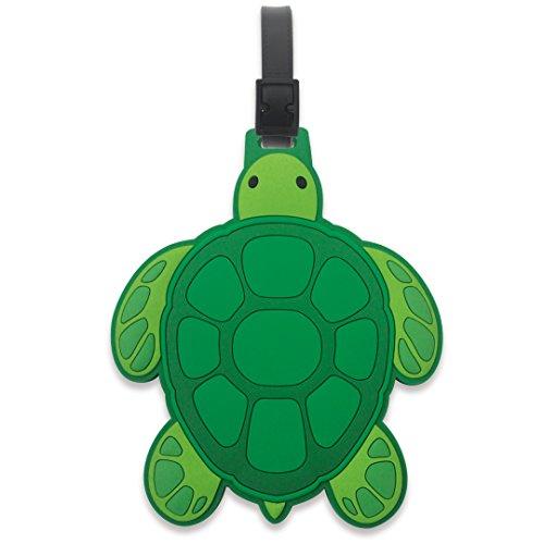 PVC Id Luggage Tag Honu Turtle Turtle Tag