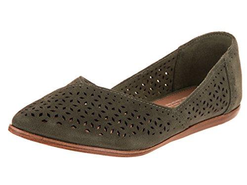 Toms Women's Diamond Jutti Pointed Toe Flat