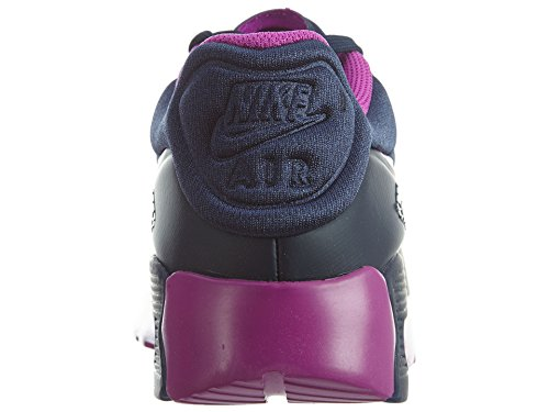 Nike Mädchen 844600-400 Fitnessschuhe blau (Midnight Navy / Hyper Violet-Blue Tint)