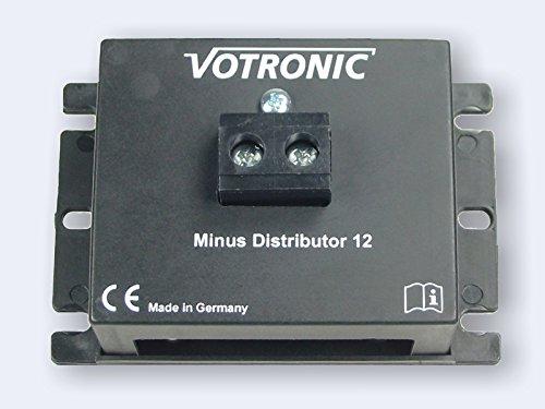 Negativo Distributor 12 con protecció n de contactos Votronic