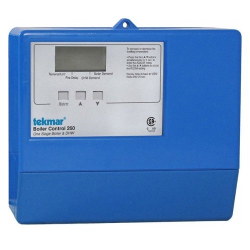 Boiler Control (Tekmar 260 One Stage Boiler and Dhw Control)