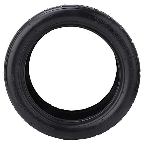 Bnineteenteam Replacement Electric Bike Inflatable Tires,70/65-6.5 Inflatable Tyre & Inner Tube Tire Set Compatible with Xiaomi 9 Electric Bike (Inflatable Tire Set)