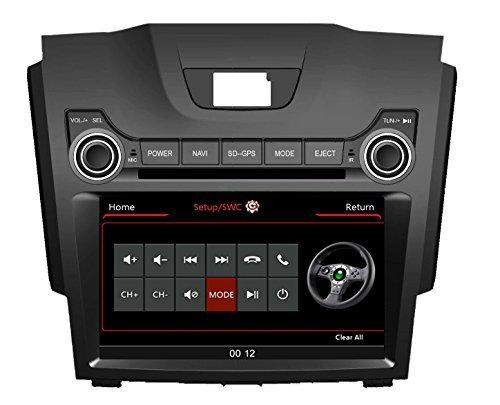 Touch Screen Car DVD GPS Player for Chevrolet S10 Trailblazer Isuzu D-max Navigation Radio Bt Tv Ipod 3g Free Map