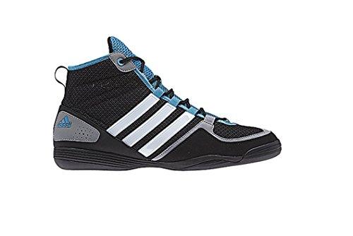 adidas Boxfit 3 Boxstiefel Profi Box Stiefel Schuhe Boxerschuhe D67050 Schwarz
