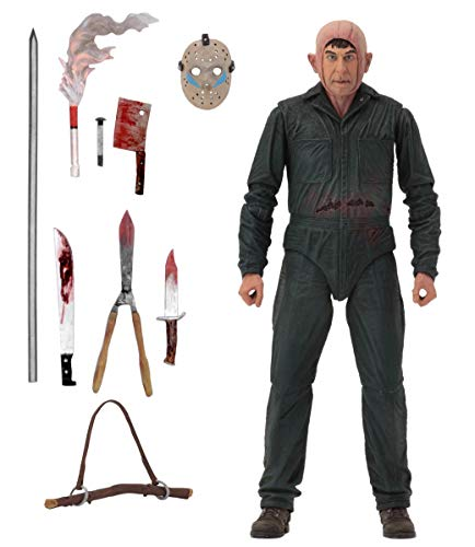 NECA Friday The 13th Part 5: Ultimate Roy Burns 7 Inch Action Figure