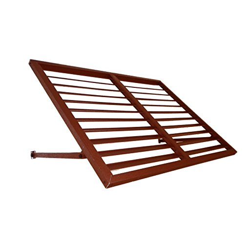metal awnings for doors - 9