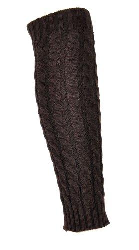 Simplicity Women's Knee High Knitted Leg Warmers