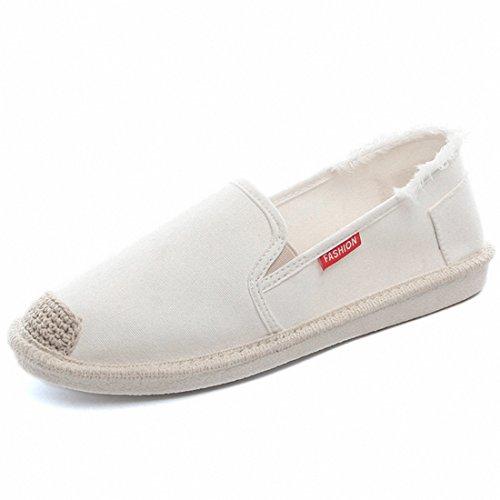 Women's Slip On Canvas Loafer Casual Walking Flat Espadrille Sneaker