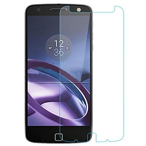 Coohole 1 PC Tempered Glass Screen Protector Protective Film Cover For Motorola Moto Z (Motorola Pocket Pc)