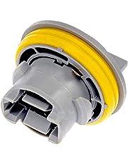 Funien 1 Adet Kuyruk Lambası Ampul Plastik Soket Tutucu Arka Sol/Sağ Dönüş Sinyali Fren/Chrysler Plymouth Dodge için Ters Işık Değiştirme