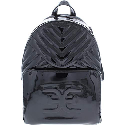 - Sam Edelman Womens Taja Patent Mini Backpack Black Small