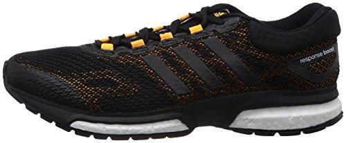 adidas Response Boost, Chaussures de running homme Noir (Black 1Black 1Running White), 40 EU: : Chaussures et Sacs