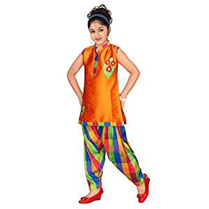 4U PATIALA & KURTI FOR GIRLS