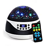2020 Newest Star Projector with 9 Vivid Light