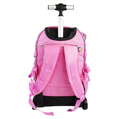 Amazon.com: Disney Soy Luna Enjoy Love de mochila escolar ...