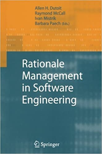 Book Rationale Management in Software Engineering (2014-03-14)