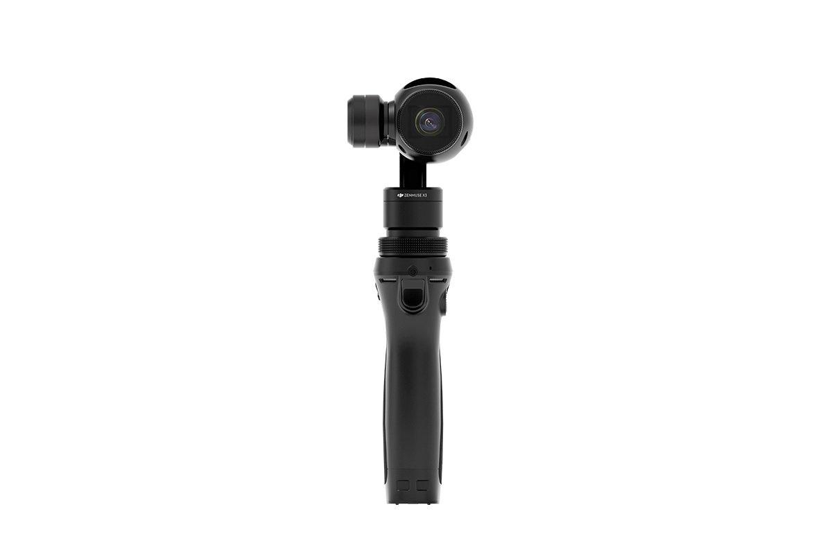 DJI Osmo Handheld Fully Stabilized 4K 12MP Camera by DJI