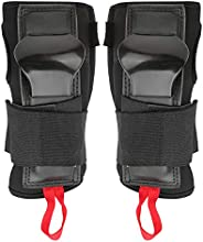 1 Pair Roller Skating Wrist Guard,Double Sided Support Wrist Gloves,Unisex Sports Auxiliary Equipment,for Snow