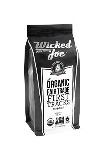Masterful Joe Organic coffee, Whole Bean Coffee, Fair Trade, Non GMO and B Corp Certified