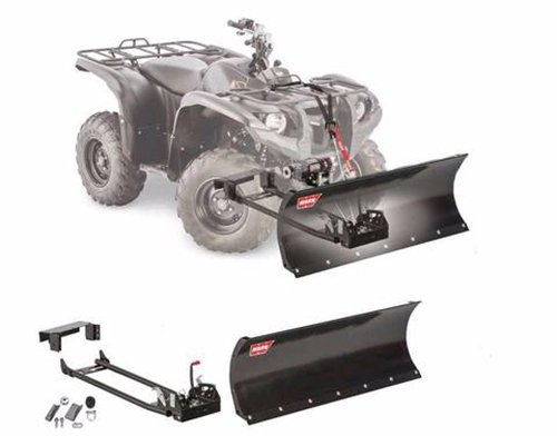 WARN 37843 ATV Center Plow Mounting Kit