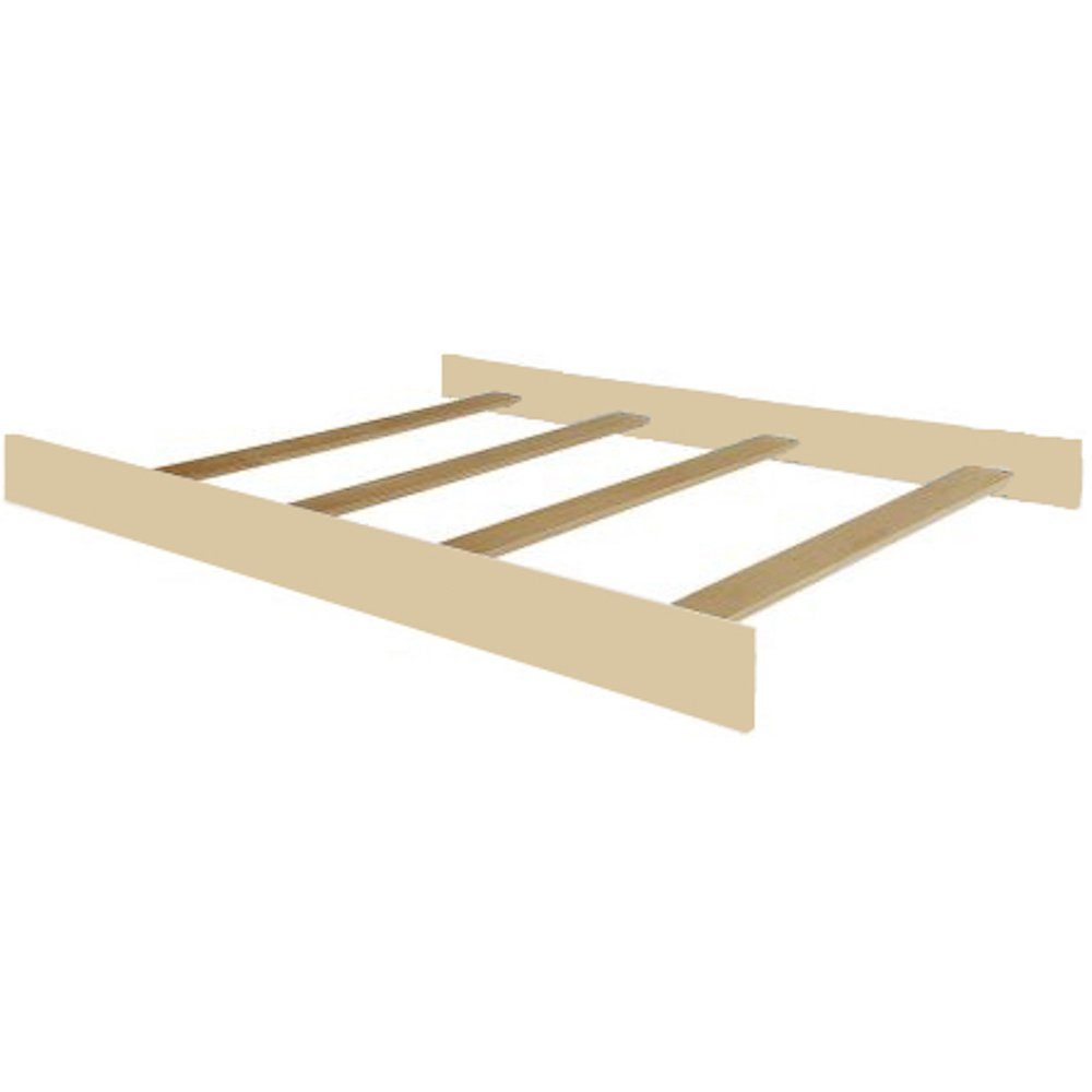Full Size Conversion Kit Bed Rails for Jaclyn Place Crib - Ivory