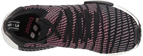 Pink STLT Men's Running Black Core Grey Shoe Originals Adidas NMD R1 Primeknit Solar x4wqw