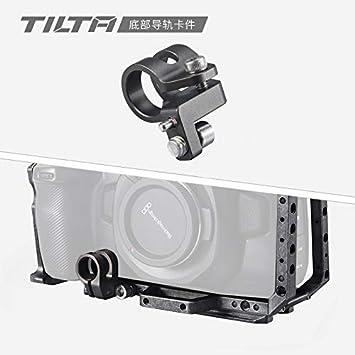 Tilta Gray TILTA TA-SSDH-WS WISE SSD Drive Cover for BMPCC 4K Cage Blackmagic Pocket Cinema Camera 4K Rig