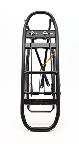 Racktime Rack Eco 2.0 Tour 28 Black