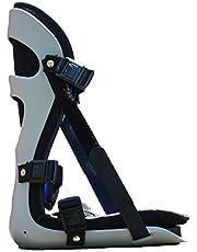 Alpha Medical Plantar Fascitis Night Splint Heel & Foot Pain; P.F. Brace L4398 (Medium {Men's shoe size 7.5 - 10 / Women's shoe size 8-10.5})